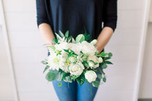 Load image into Gallery viewer, Bridesmaid Bouquet - White Out - Lush