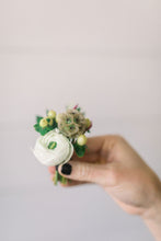 Load image into Gallery viewer, Boutonniere - Desert Rose - Floral