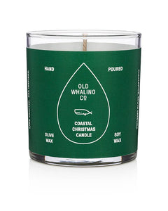 Old Whaling Co. - Coastal Christmas Candle