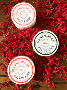 Old Whaling Co. - Coastal Christmas 8oz Body Butter