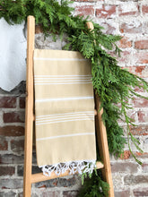 Load image into Gallery viewer, Turkish Classic Striped Peshtemal Towel