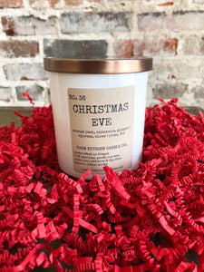 Christmas Eve Soy Candle