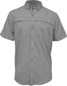 Adult Short Sleeve Fishing Shirt