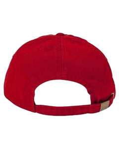 156 Anvil Adult Solid Low-Profile Twill Cap