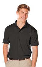 BG7300 Men's Value Wicking S/S Polo From S / XL
