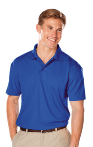 BG7300 Men's Value Wicking S/S Polo From 2XL / 6XL
