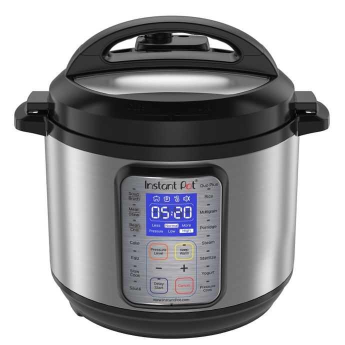 COOKING WITH...Instant Pot Recipe