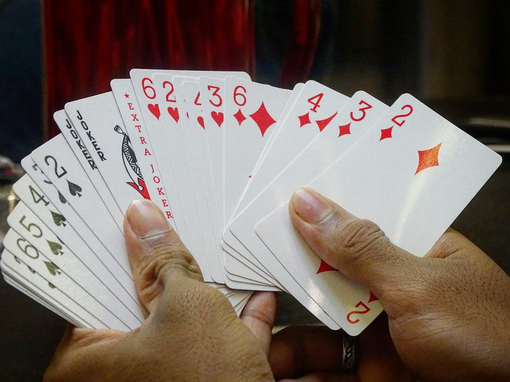 CANASTA TOURNAMENT AND LUNCH -
