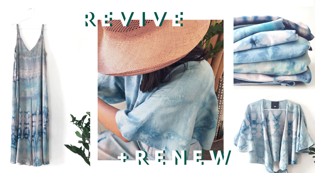 REVIVE + RENEW (100% OF PROCEEDS GOES TO CHARITY)