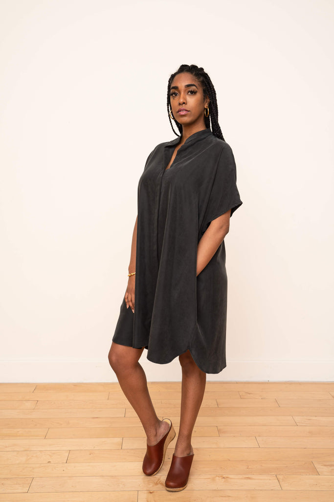 *PRE-ORDER* Shirt Dress Linen