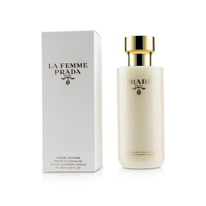 La Femme by Prada Satin Shower Cream 200ml