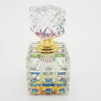 Exclusive Crystal Empty Attar Bottle 12ml CB-09