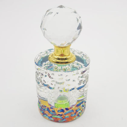 Exclusive Crystal Empty Attar Bottle 12ml CB-10