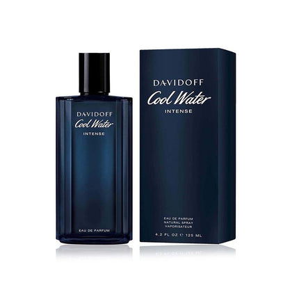 Davidoff Cool Water Intense Eau de Parfum For Men - 125ml