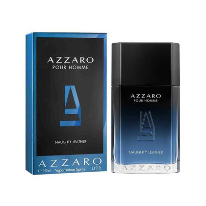 Azzaro Naughty Leather Pour Homme Eau De Toilette -100ml
