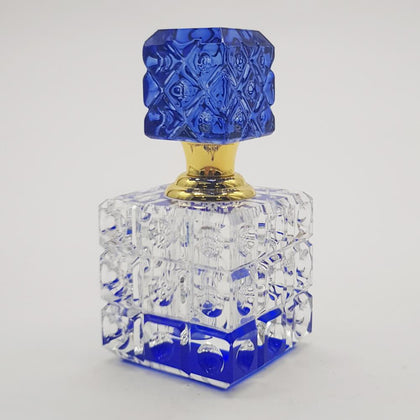 Exclusive Crystal Empty Attar Bottle 12ml CB-02