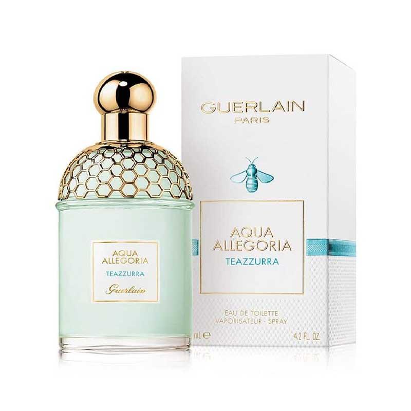 Guerlain Aqua Allegoria Teazzurra Eau De Toilette for Women 125ml