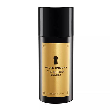 Antonio Banderas The Golden Secret Deodorant Spray 150ml