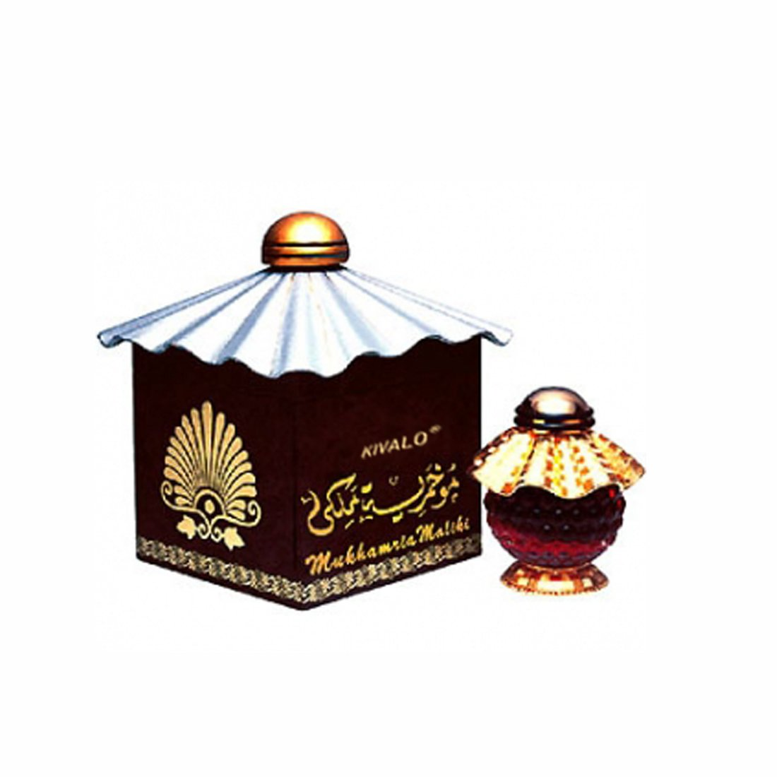 Al Haramain Mukhamira Maliki Attar - 45 ml