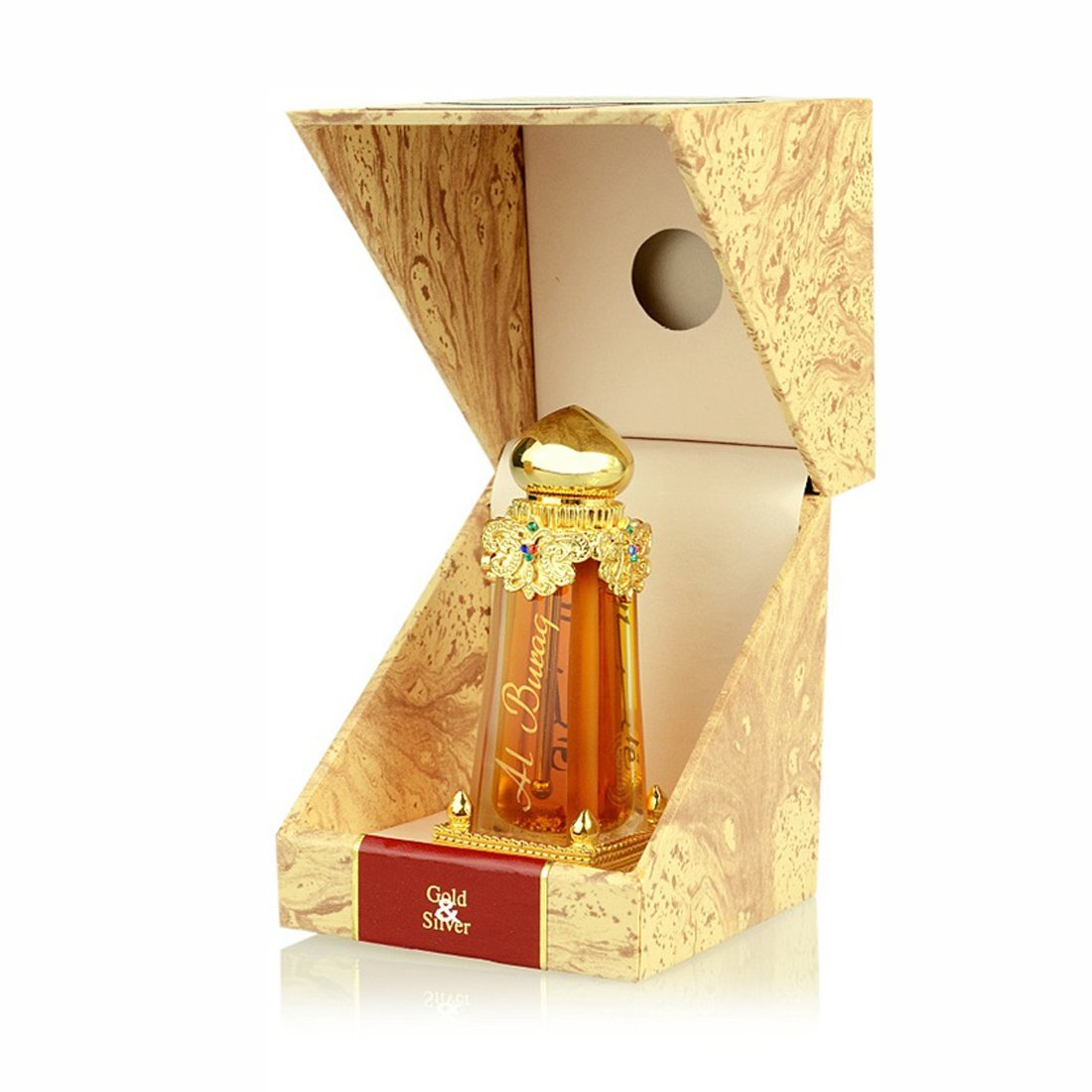 Al Haramain Al Buraq Attar - 30ml
