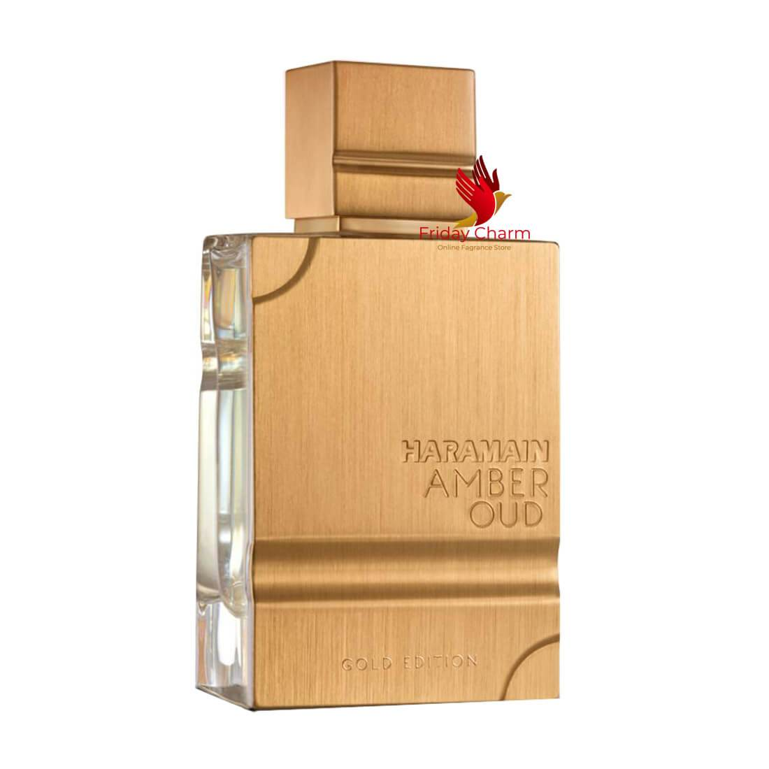 Al Haramain Amber Oud Gold Edition Spray - 60ml