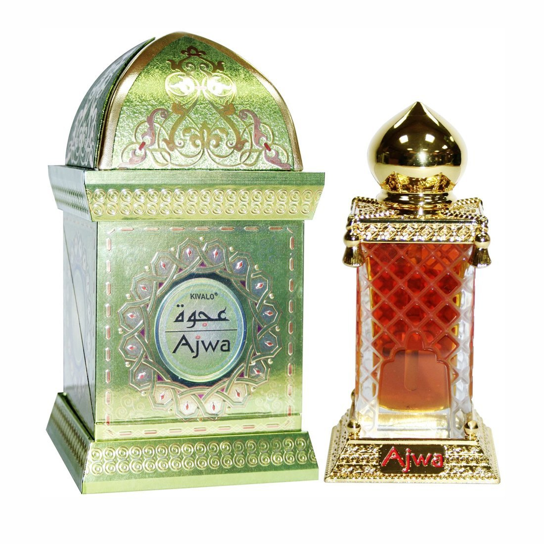 Al Haramain Ajwa Attar - 30ml