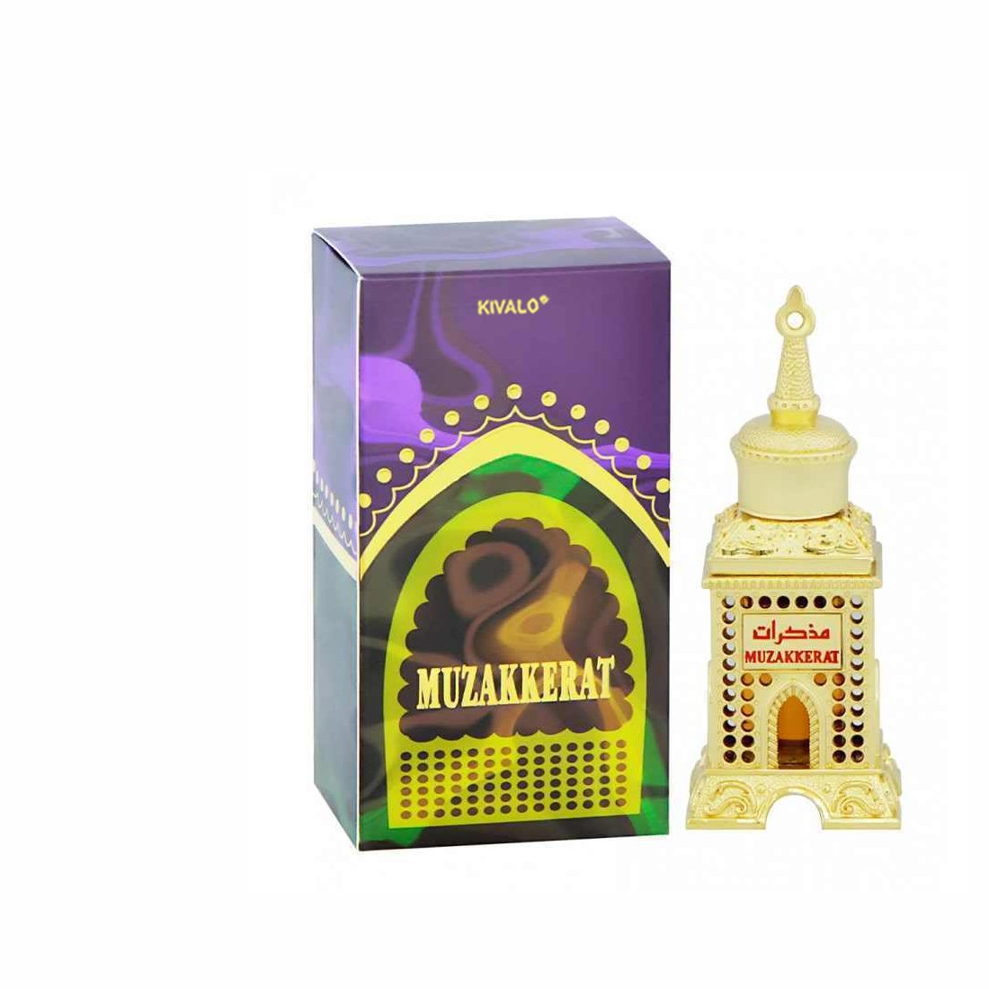 Al Haramain Muzakkerat Attar 12 ml