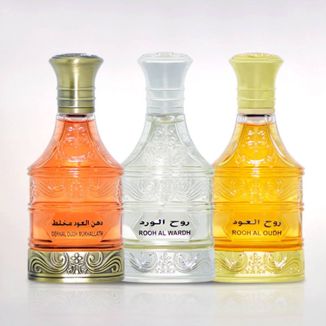 Al Haramain Majmuath Al Arab Pack Of 3 Perfume Spray - 3 x 55 ml