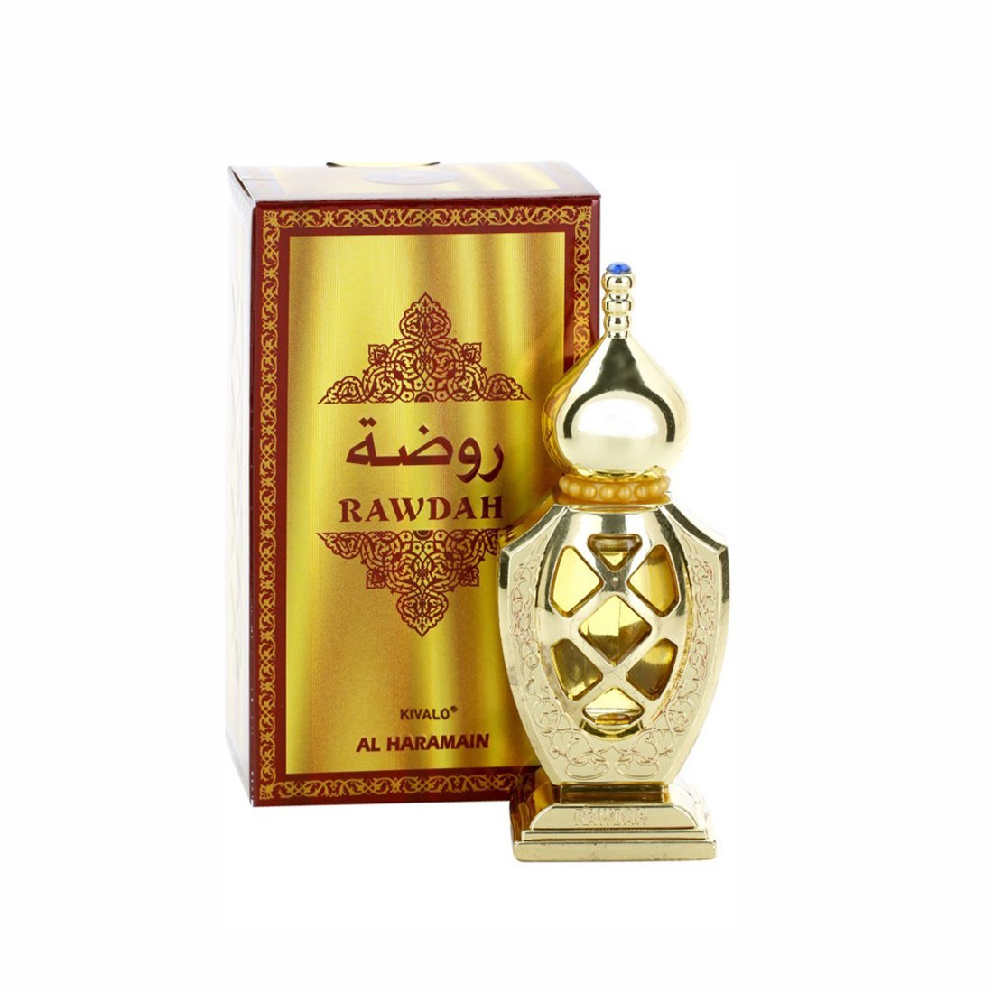Al Haramain Rawdah Attar 15 ml