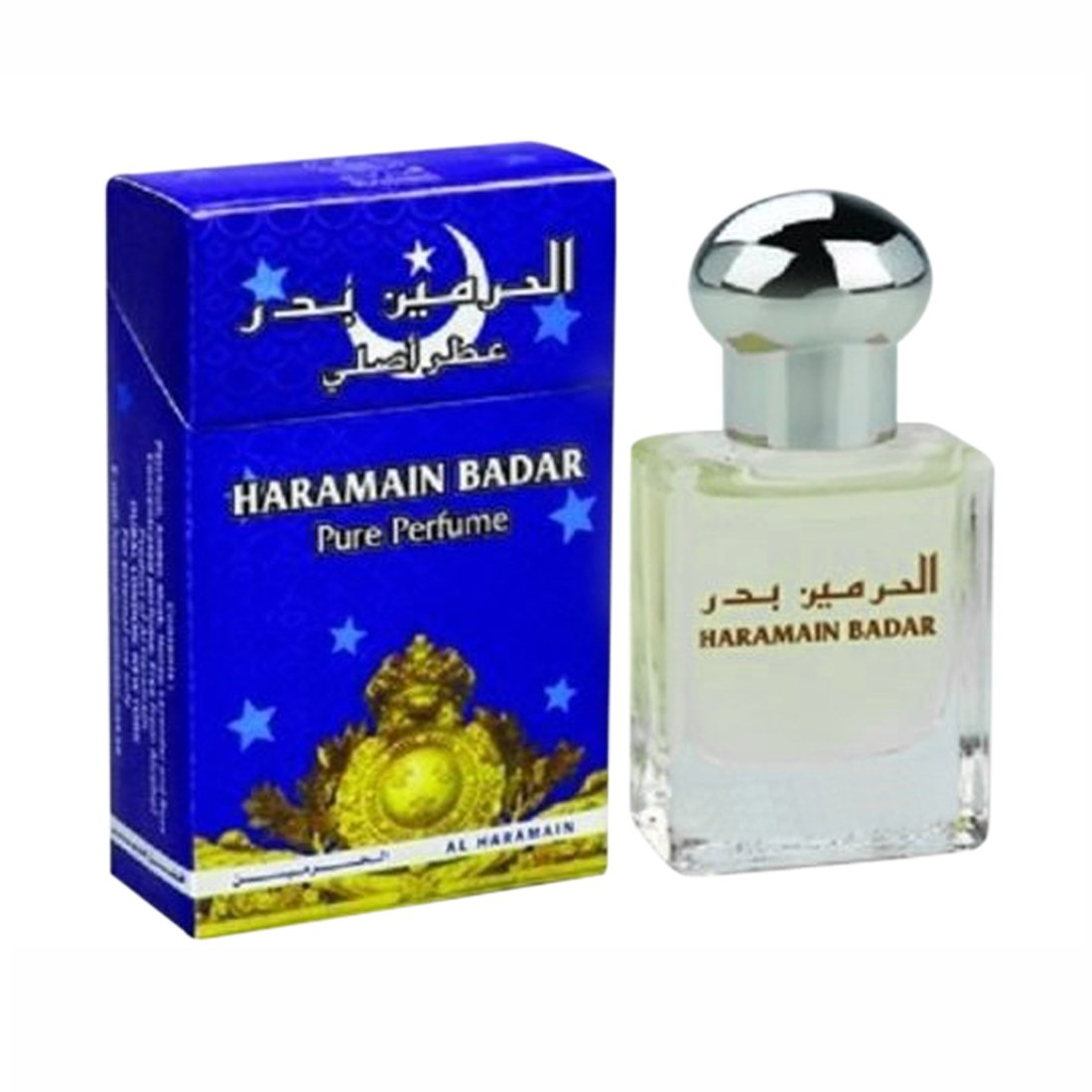 Al Haramain Badar Roll on Attar - 15ml