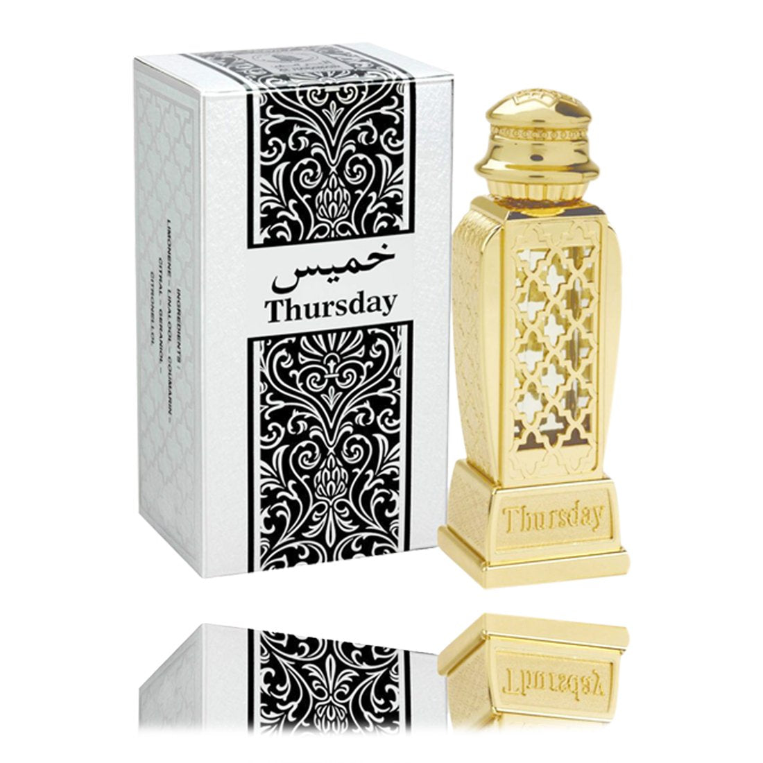 Al Haramain Thursday Attar 15 ml