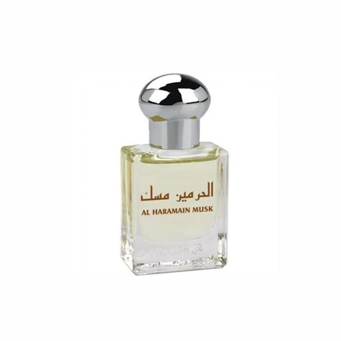 Al Haramain Musk Fragrance Pure Original Roll on Perfume Oil (Attar) - 15 ml