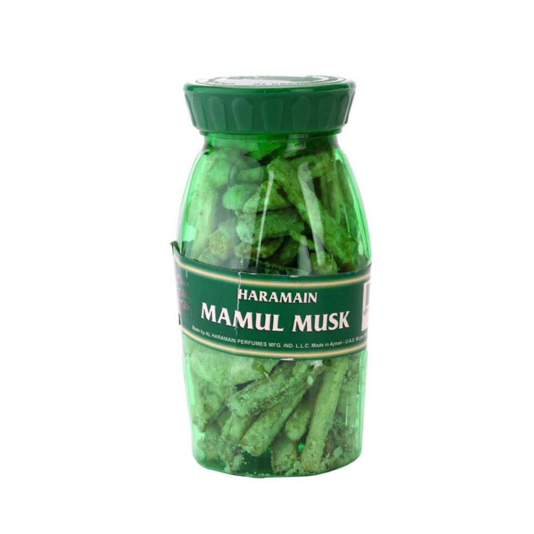 Al Haramain Mamul Musk Pure Original Bukhoor Incense Sticks - 80g