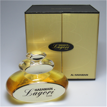 Al Haramain Lagria Gold Perfume Spray - 100 ml
