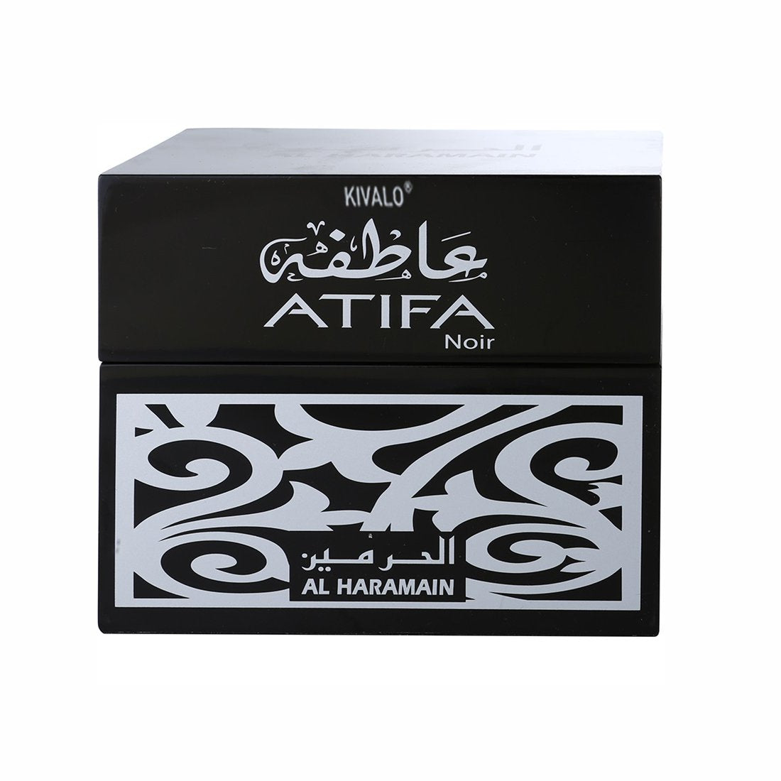Al Haramain Atifa Noir Attar- 24ml