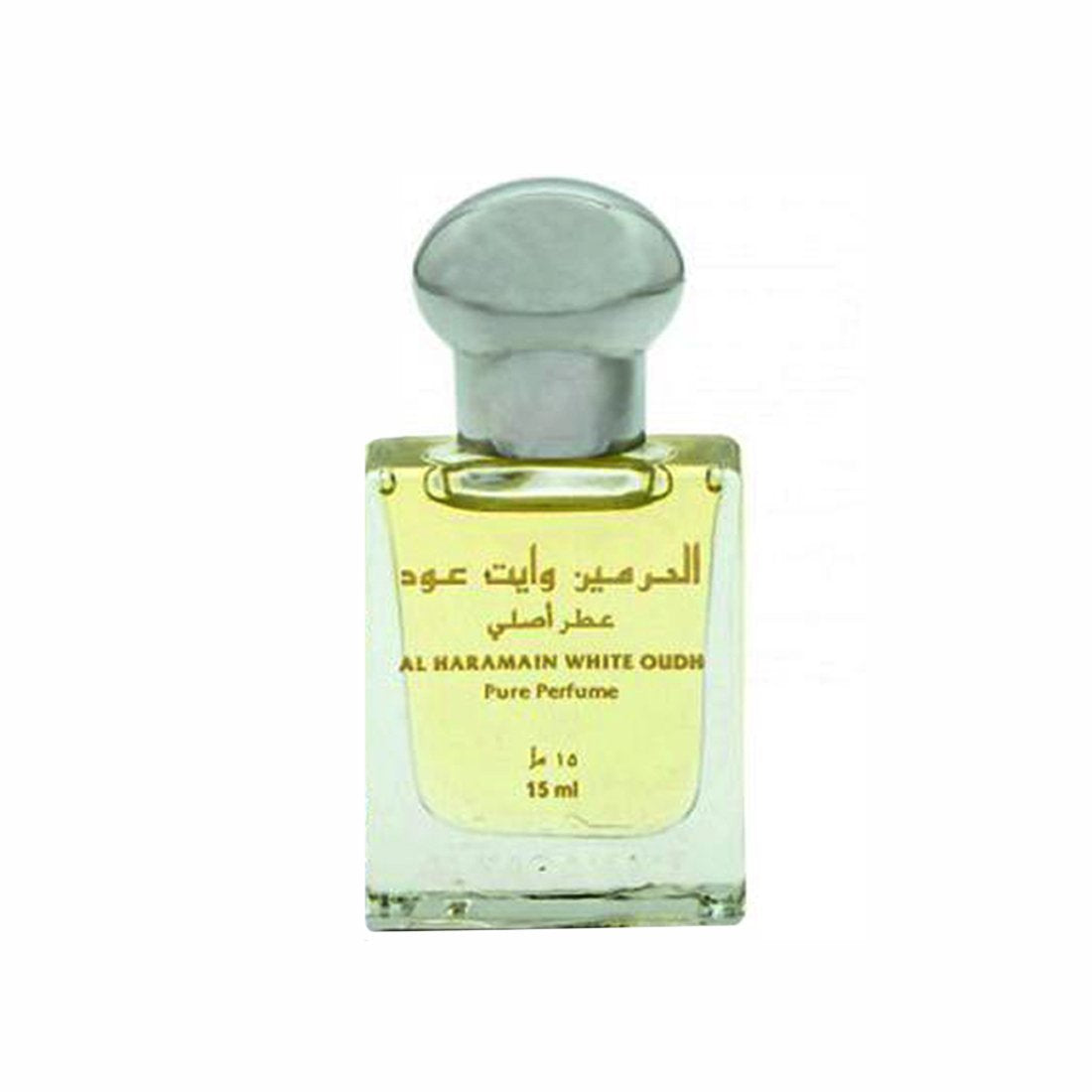 Al Haramain White Oudh Attar - 15 ml