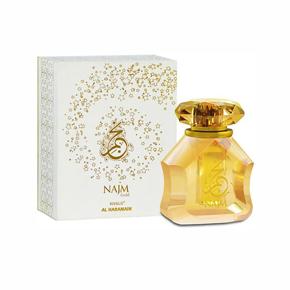 Al Haramain Najm Gold Attar 18 ml