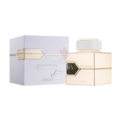 Al Haramain L'Aventure Femme Eau De Perfume Spray - 100ml
