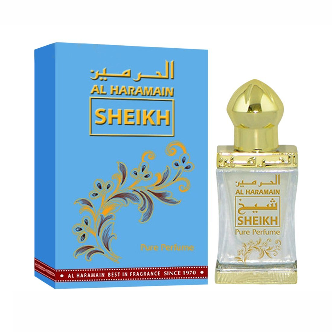 Al Haramain Sheikh Attar - 12 ml