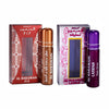 Al Haramain 212 & Latifah Roll On Attar Pack of 2 x 10ml