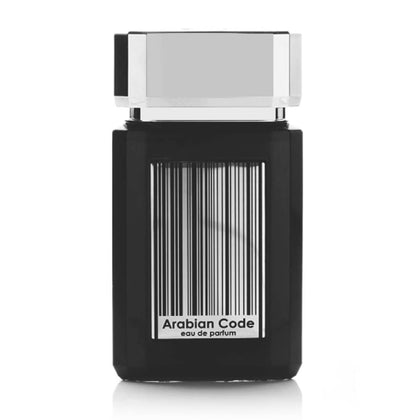 Arabian Oud Arabian Code Eau De Perfume For Men 90ml