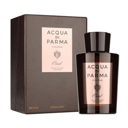 Acqua Di Parma Colonia Oud Eau De Cologne Perfume For Men - 180ml