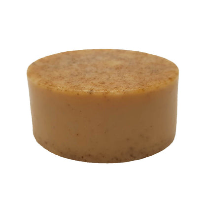 Organic ALMOND & BROWN SUGAR Scrub Soap