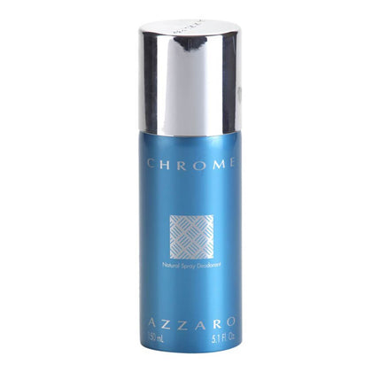 Azzaro Chrome Deodorant For Men - 150ml