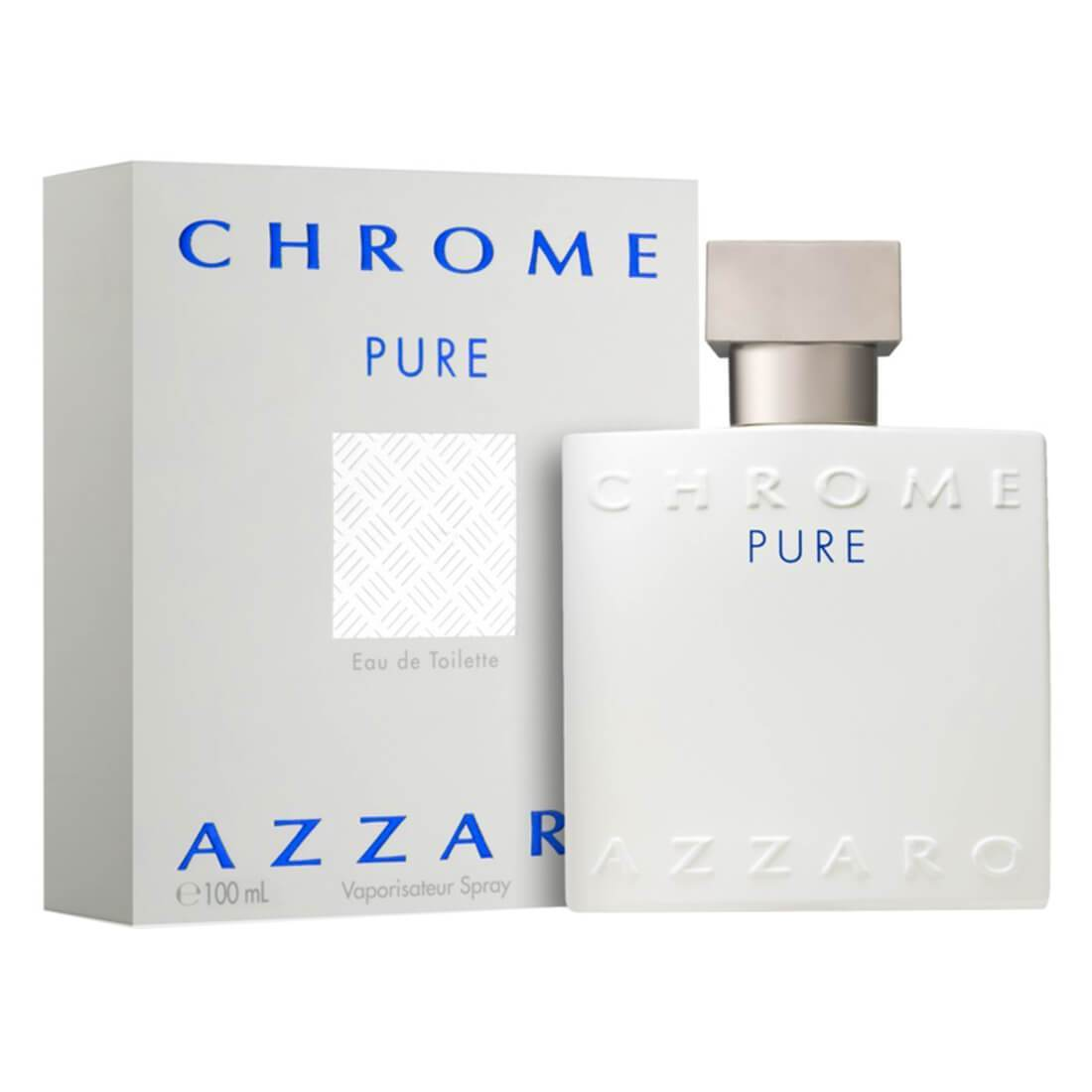 Azzaro Chrome Pure Eau De Toilette 100ml