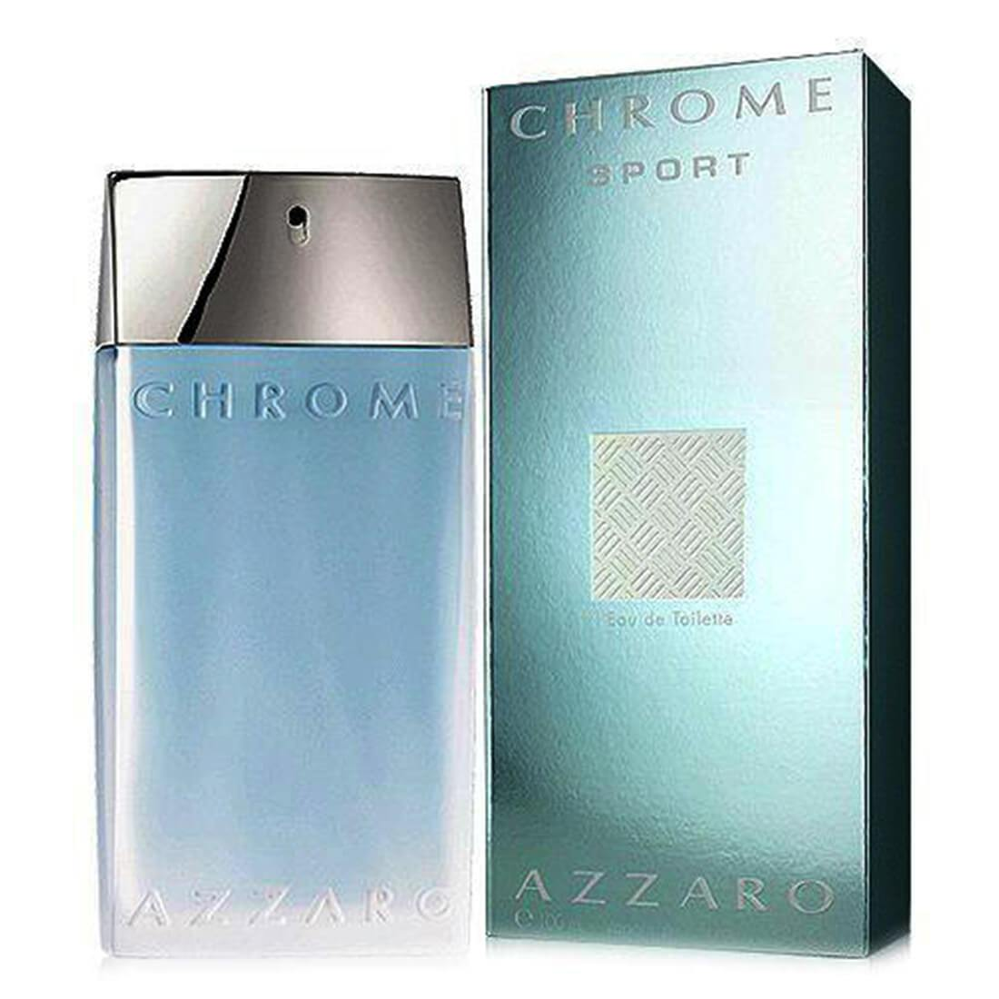 Azzaro Chrome Sport For Men EDT 100 ML