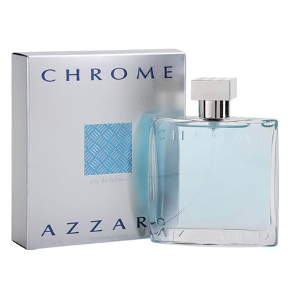 Azzaro Chrome After Shave Lotion For Men
