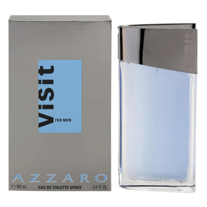 Azzaro Visit For Men - 100ml