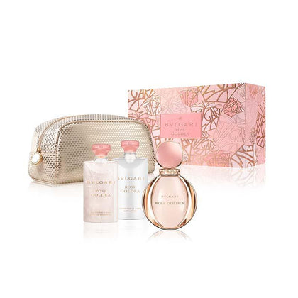 Bvlgari Rose Goldea Gift Set For Women