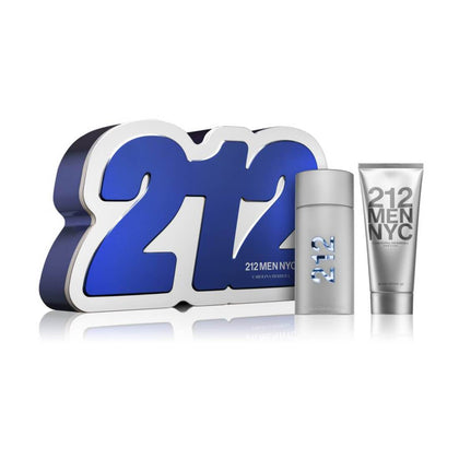 Carolina Herrera 212 NYC Men Gift Set For Men